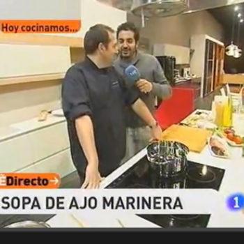 Receta: «Sopa de ajo marinera» – España Directo TVE